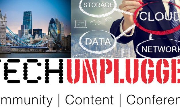 TECHunplugged, next stop London