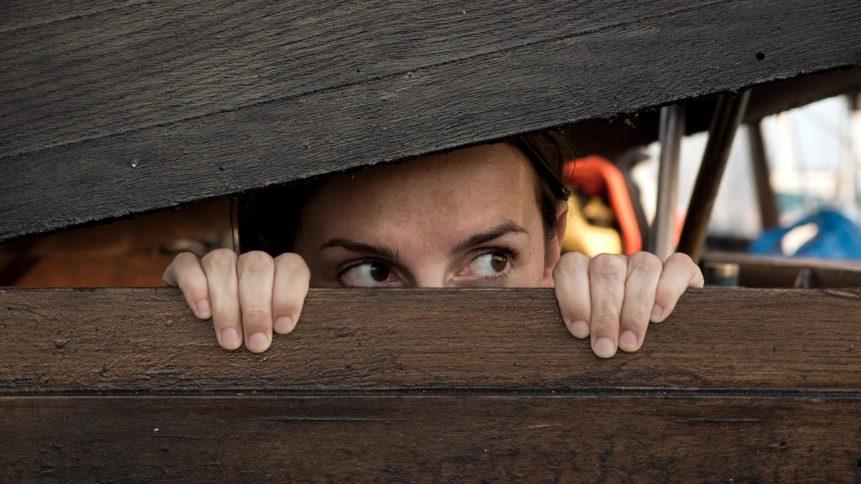 Im Versteck