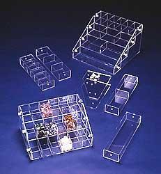 Acrylic Bin Systems