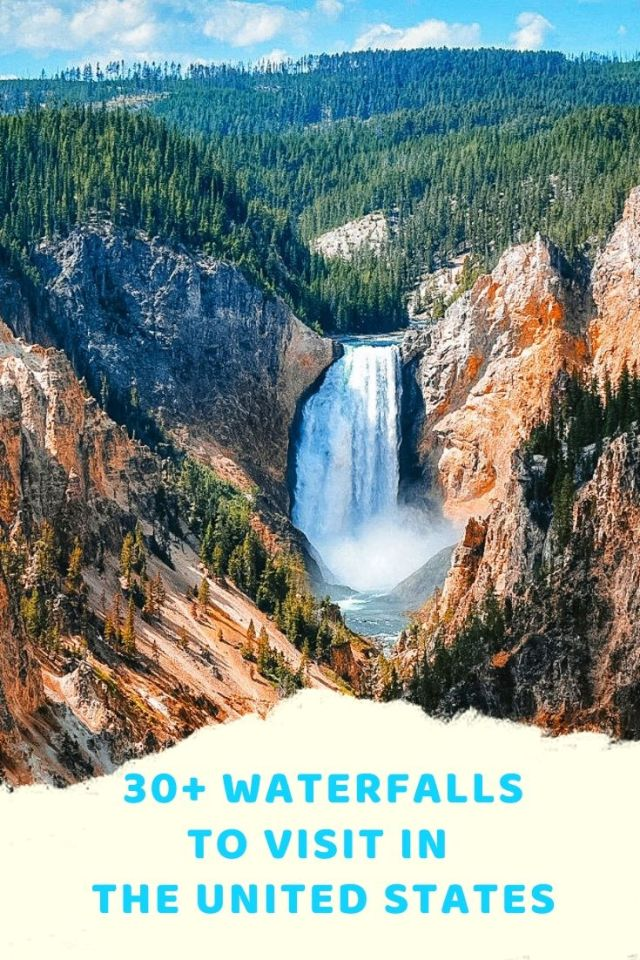 Best USA Waterfall4