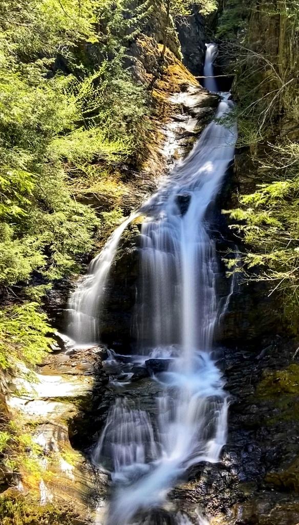 Moss Glen Falls Vermont 01
