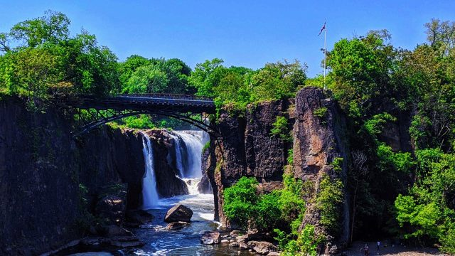 Paterson Falls New Jersey 01 scaled