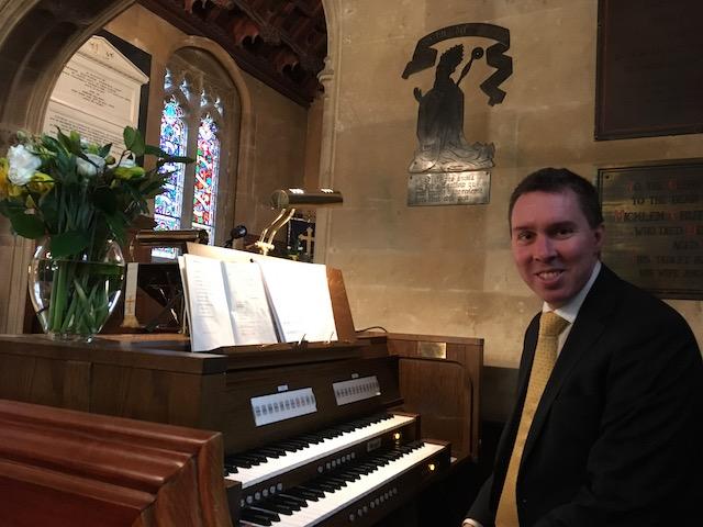 wedding organist