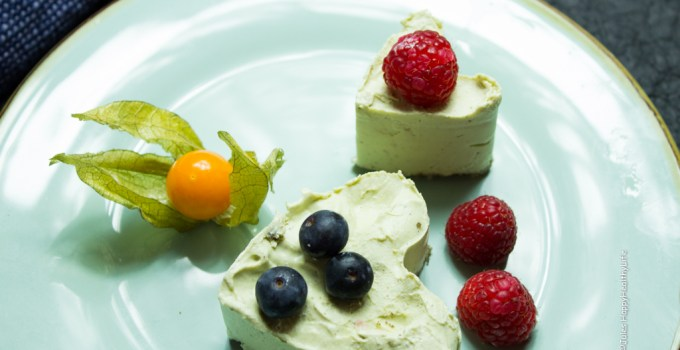 LIMETTEN CHEESECAKE VEGAN