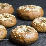 Gluten-free Sesame Bagel