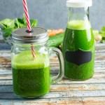 Green Detox Juice vegan and glutenfree