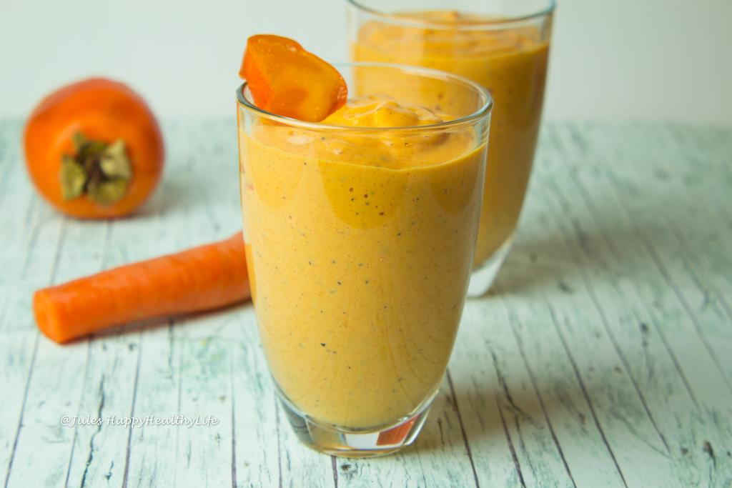 Probiotischer Oranger Smoothie