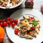Veganer, glutenfreier Italienischer Pasta Salat Rezept