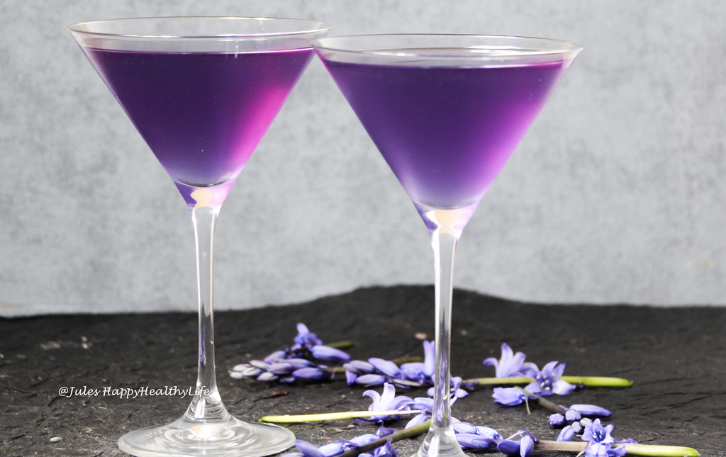 LAVENDER VODKA COCKTAIL (GF)
