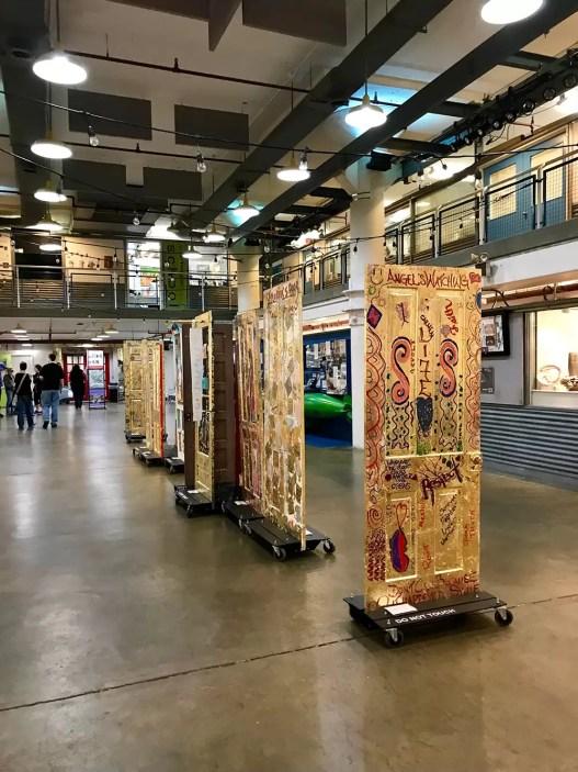 Door exhibition, Torpedo Arts Centre