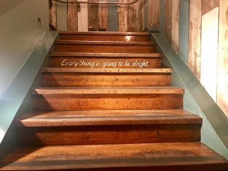 steps with words