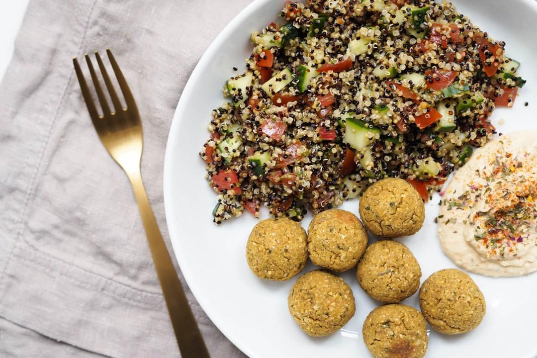 Food Diary - bunte, vegane Küche - julesvogel