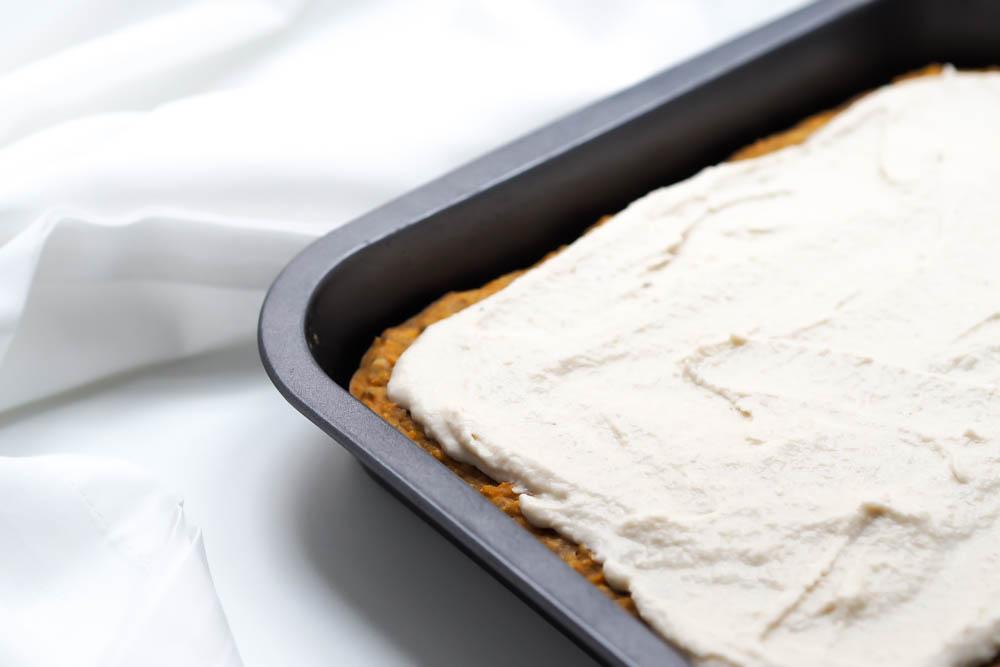 veganer carrot cake