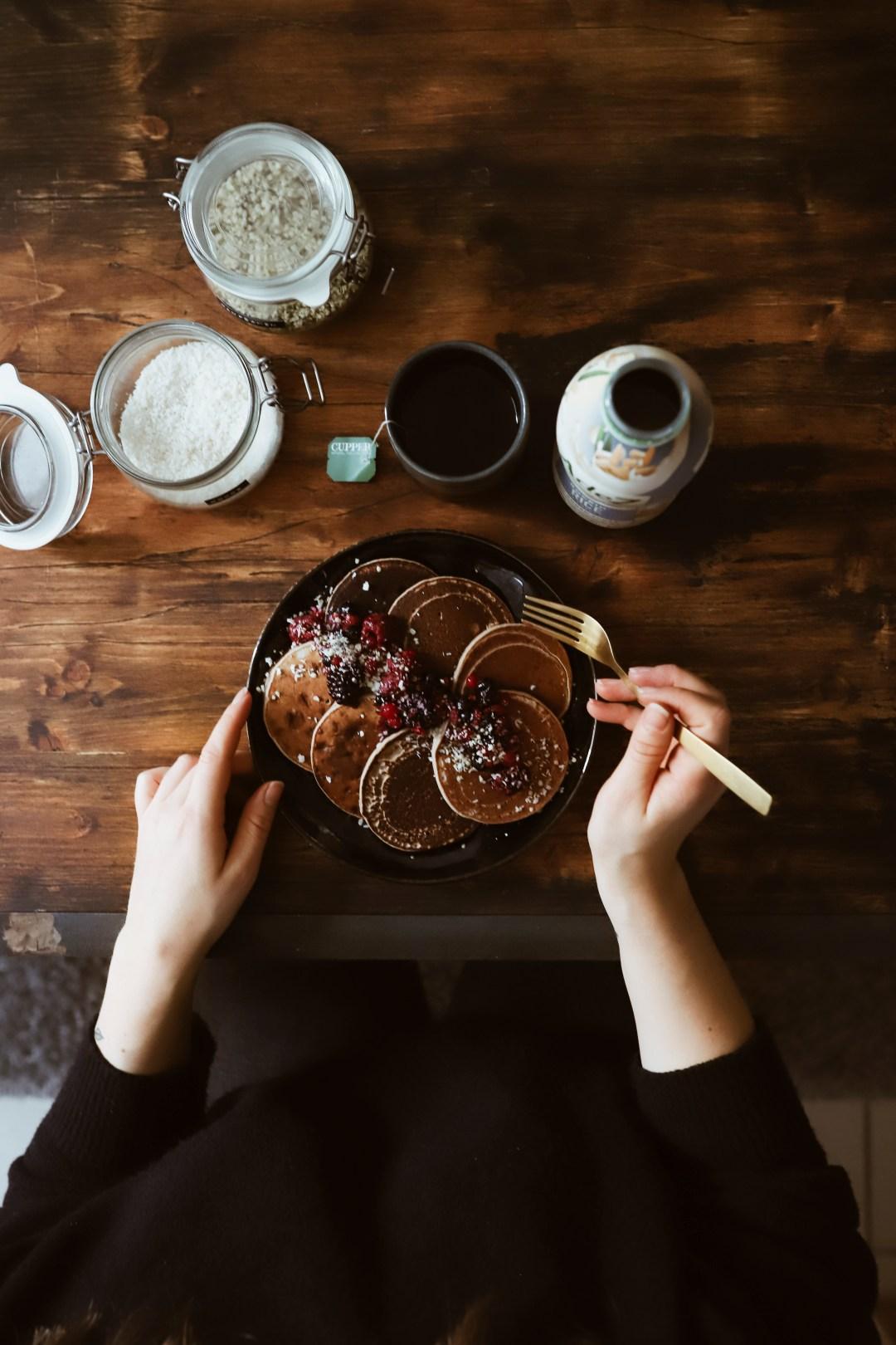 Chai-Pancakes