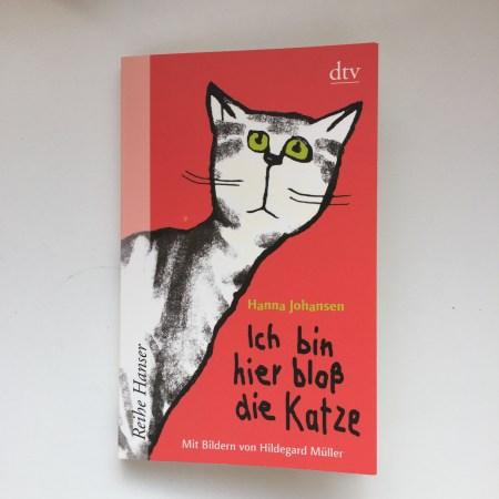 Hanna Johansen - Ich bin hier bloß die Katze Mit Bildern von Hildegard Müller.