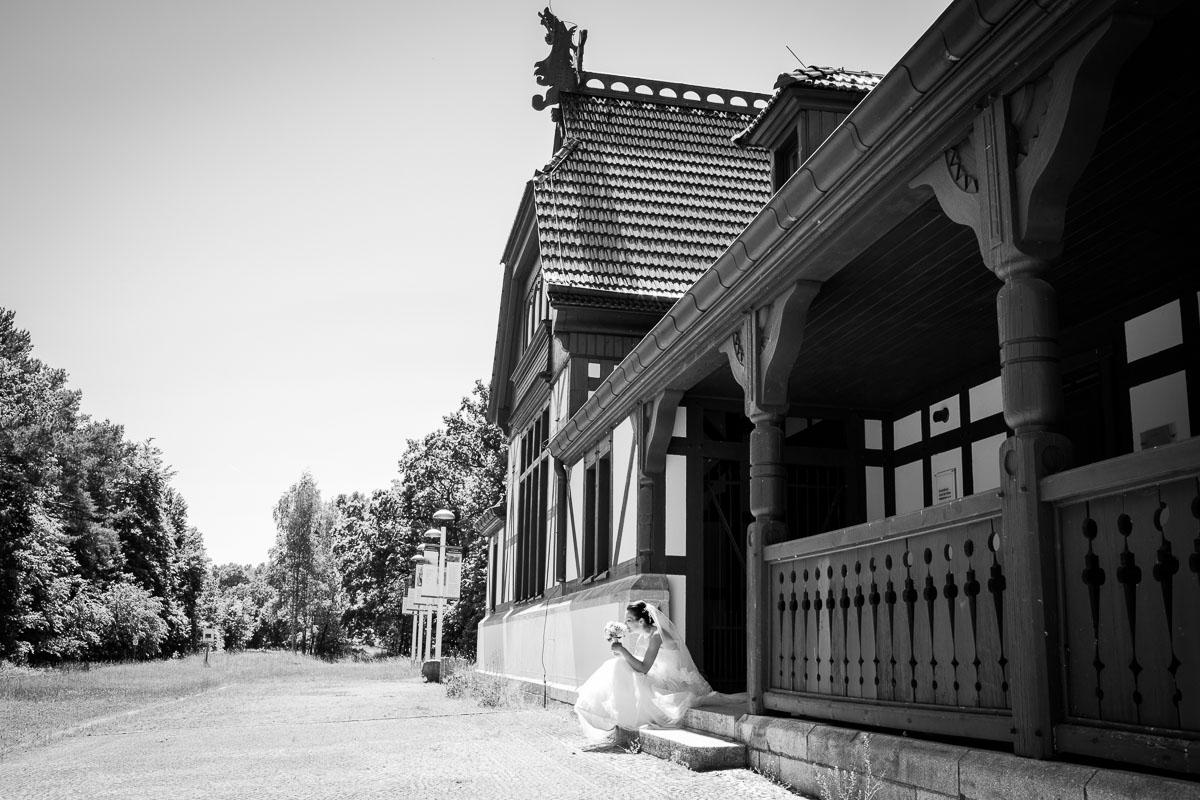 Hochzeit Stefanie und Daniel am Werbellinsee - Fotografin Julia Otto