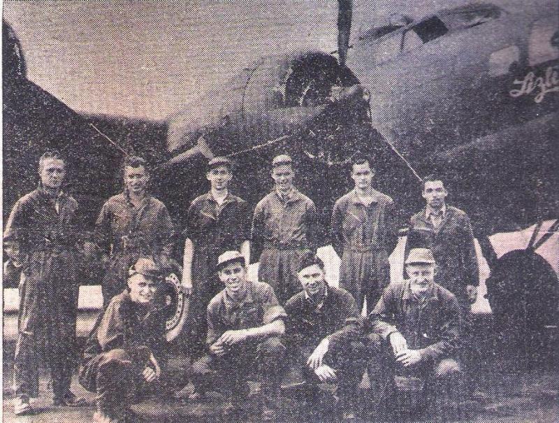 Getuigen zocht – Vliegtuigcrash Lizbeth II (1944)