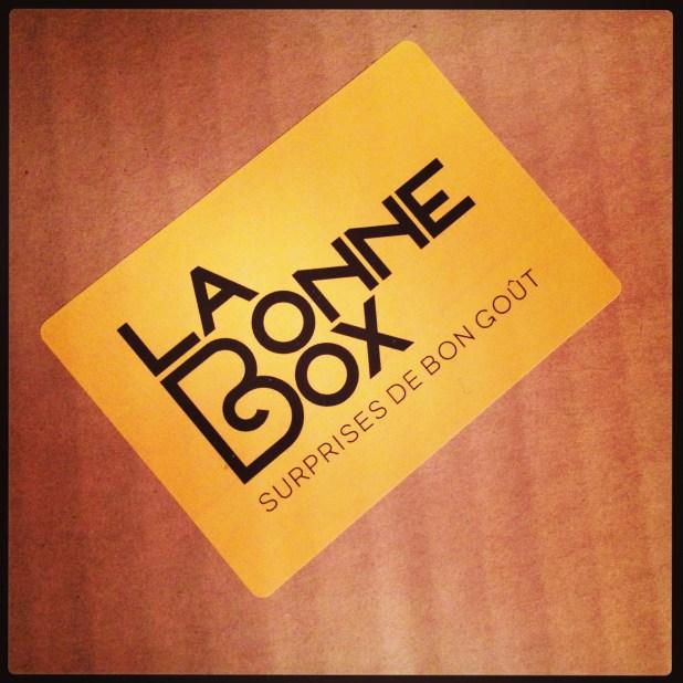 Labonne box bonne box gourmet surprises gout gourmandises chocolat produits huile caramel website
