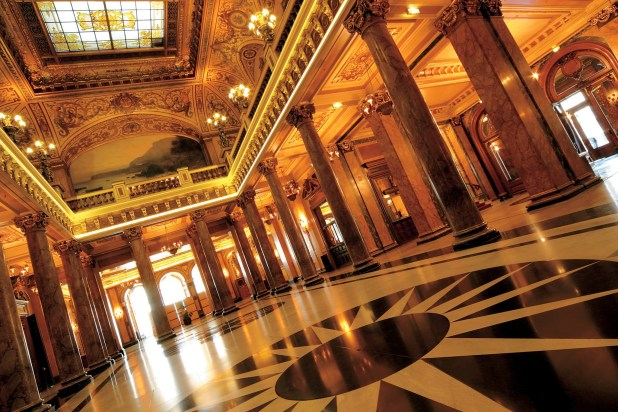 Atrium Casino de Monte-Carlo