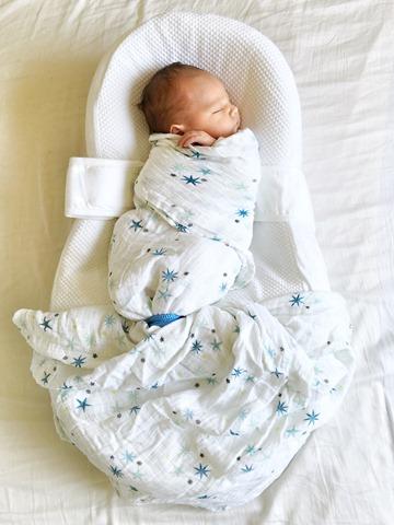 Photo-bébé-lange