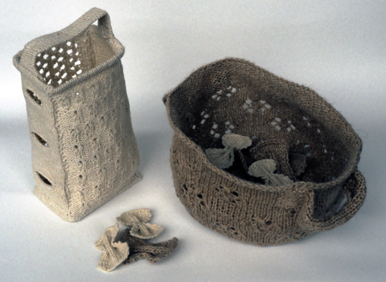 Julia Douglas, DIY Home comforts (knitted)