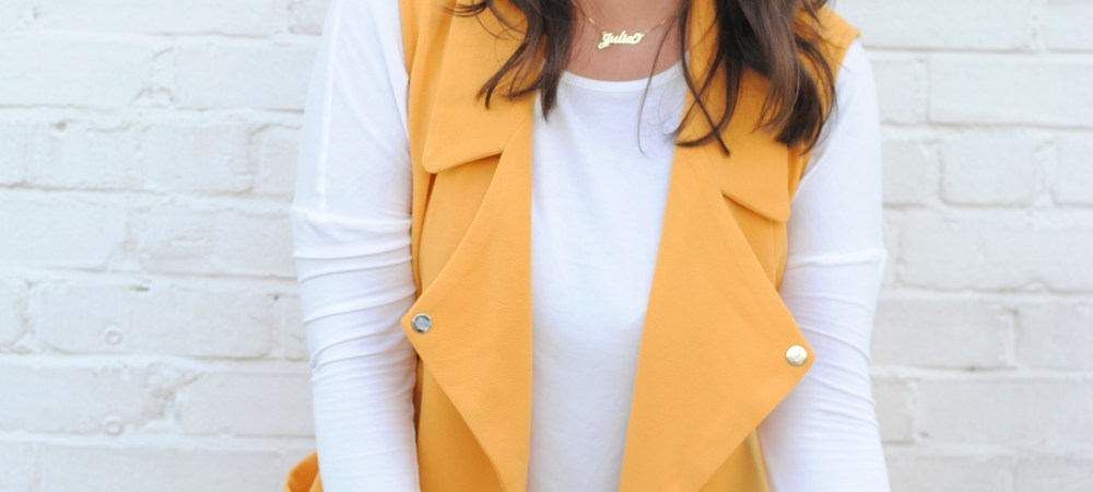 Fall Outfit: How to Layer Your Basics