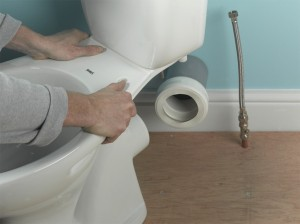Image Result For How To Fix A Leaking Overflow Pipe From The Toilet