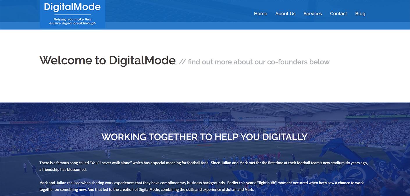 Julian Goode DigitalMode
