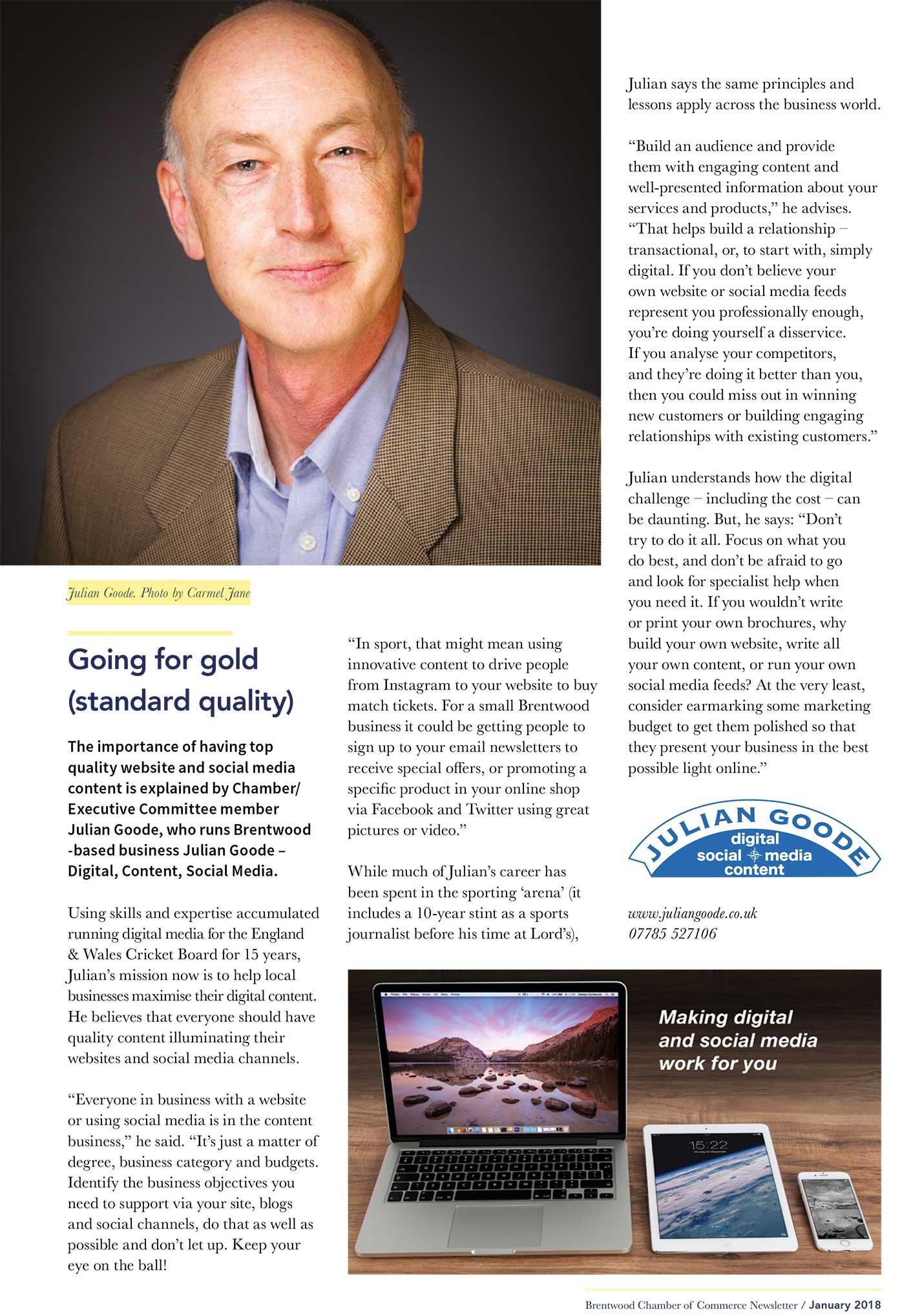 Julian-Goode-January-2018-Brentwood-Chamber-of-Commerce-Newsletter
