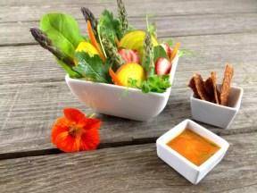 Golden Beet Salad