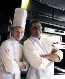 Chef Xavier Bouriot