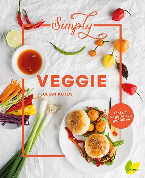 Simply Veggie Cover