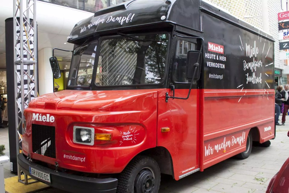 Miele Foodtruck