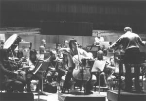 Julian Lloyd Webber and Sir Georg Solti