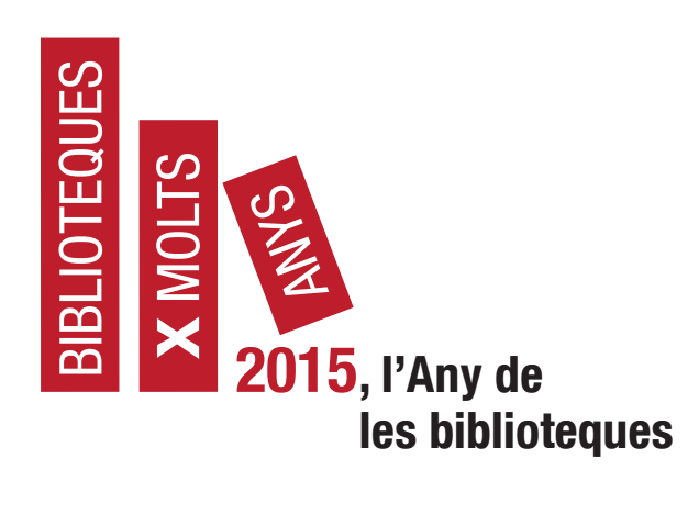 2015 any biblioteques