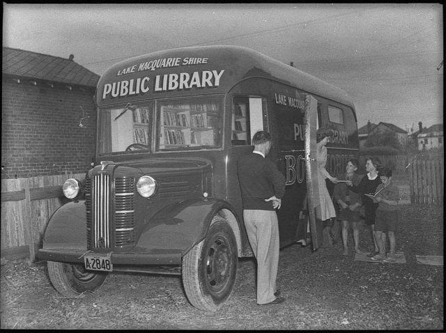 23. Biblioteca Móvil de la ciudad de Lake Macquarie
