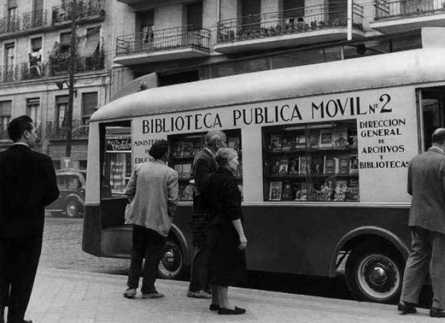 5. Biblioteca Pública Móvil