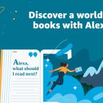 Alexa recomendación de libros