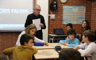 Aplicación del programa eduCAC en la escuela Solc