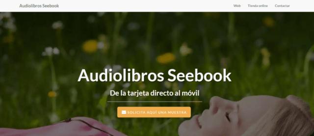 Audiolibros Seebook