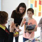 Bibliocromos fomento lectura bibliotecas de Madrid