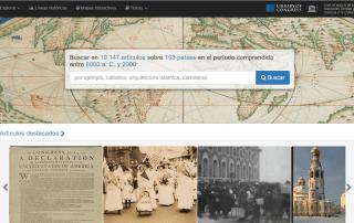 Biblioteca Digital Mundial para conocer la historia y la cultura del planeta