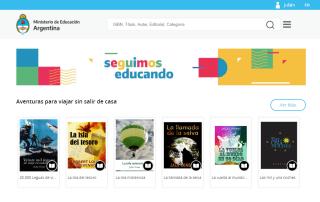 Biblioteca Digital del Ministerio de Educación de la Nación Argentina