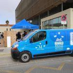 Biblioteca itinerante Málaga para fomentar la lectura entre personas mayores