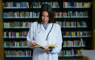 Bibliotecario / documentalista especializado en Ciencias de la Salud