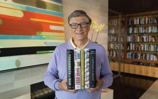 Bill Gates recomienda libros lectura