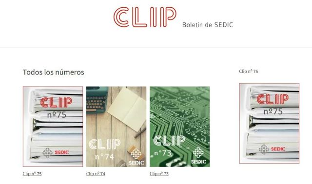 Boletín Clip