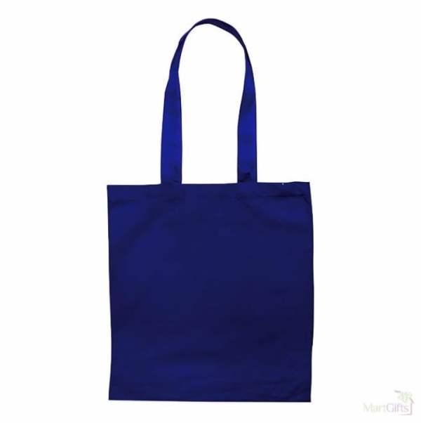 Bolsa de algodón con publicidad