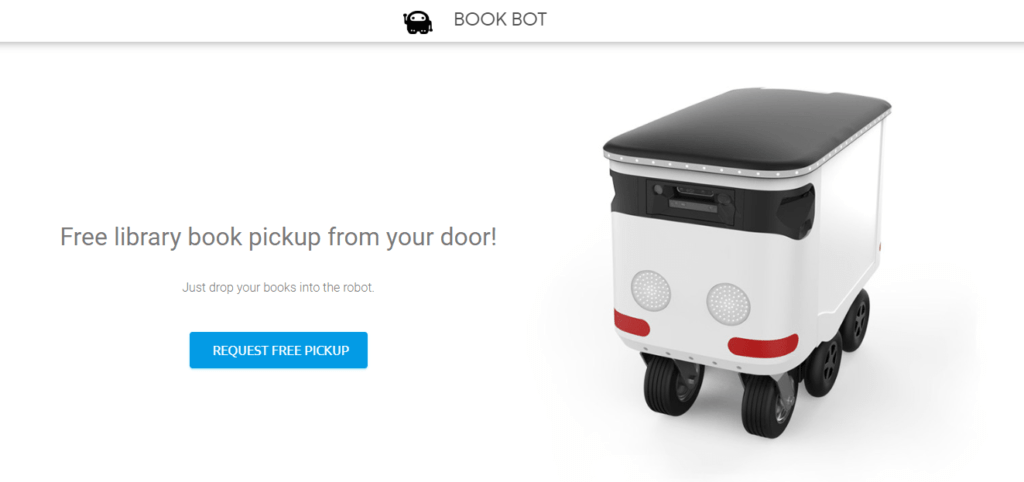 Book Bot library