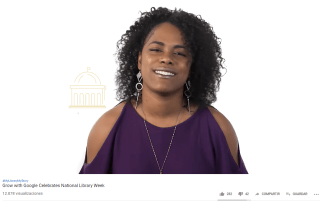 Cómo ven los empleados de Google a las bibliotecas